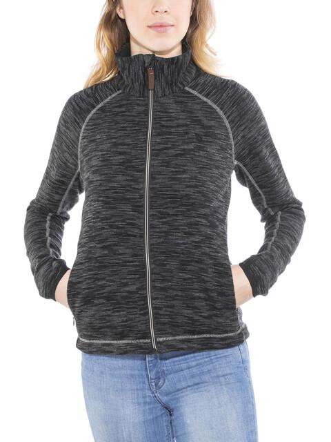 Tatonka Joskin Jacket Women darkest grey